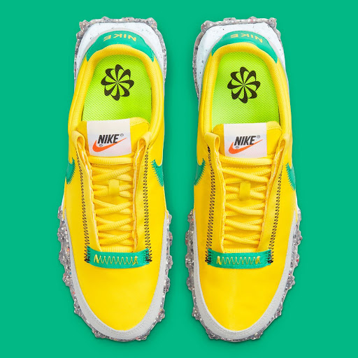 The Nike Waffle Racer Crater Throws Back To OG Oregon Colors