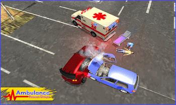 Ambulance Rescue Driver 2017 - screenshot thumbnail 05