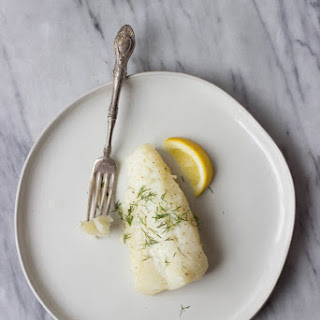 Lemon Dill White Fish.