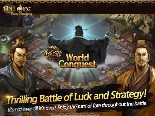 Roll Dice: Three Kingdoms  screenshots 10