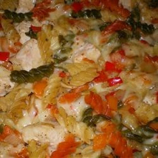 Chicken Philly Pasta