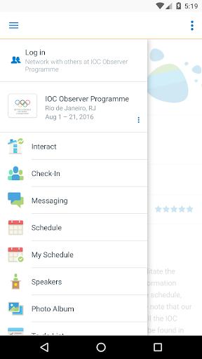 IOC Observer Programme