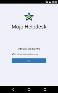 Mojo Helpdesk- screenshot thumbnail