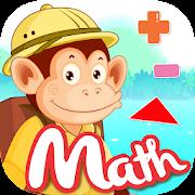 Monkey Math: math games & practice for kids