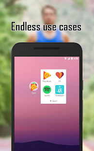 Contextual App Folder (C.A.F.) (Unreleased)- screenshot thumbnail