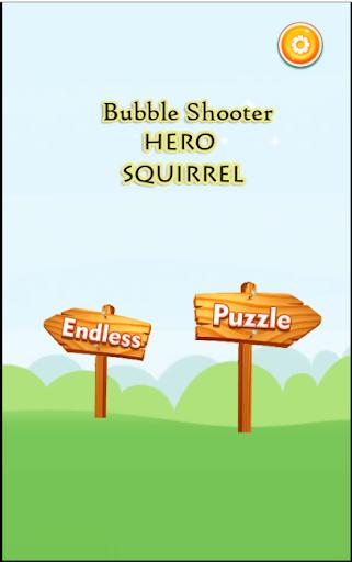 Bubble Shooter Hero Squirrel