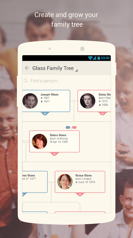 MyHeritage - Family Tree- screenshot