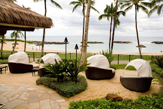 Photo: Lounge chais at Ko Olina Beach Villas - http://www.vrbo.com/203370