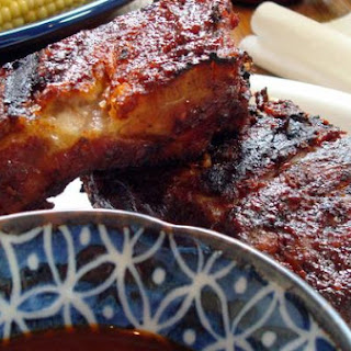 Coffee-Infused Bbq Baby Back Ribs