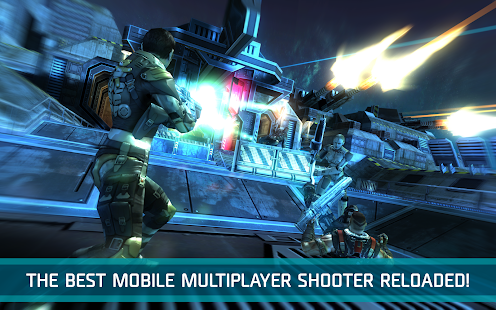 SHADOWGUN: DeadZone- screenshot thumbnail
