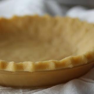 Almond Flour Pie Crust.