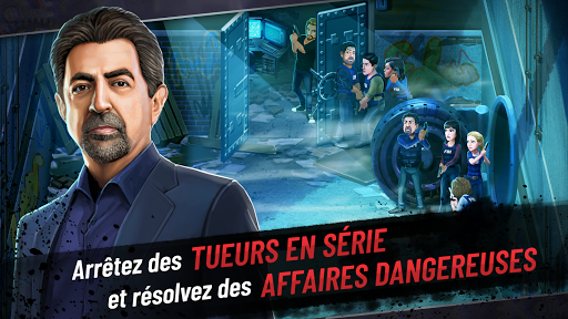 Criminal Minds: The Mobile Game  captures d'u00e9cran 2