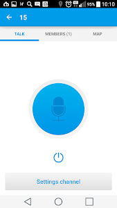 Free walkie talkie - CBLine 2.0.4