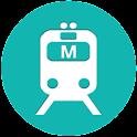 Taiwan MRT (Beacon MRT) icon