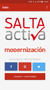 Salta Activa- screenshot thumbnail