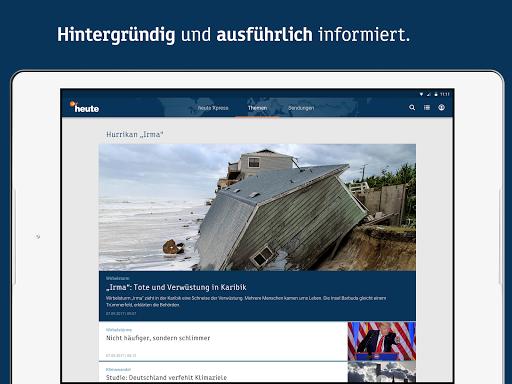 ZDFheute - Nachrichten 2.9 screenshots 8