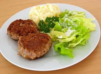 Frikadellen (german Meat Patties) Recipe