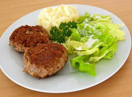 Frikadellen (german Meat Patties)