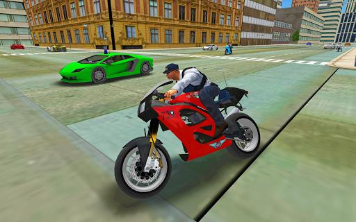 Télécharger Police Crime Simulator - Police Car Driving  APK MOD (Astuce) screenshots 5