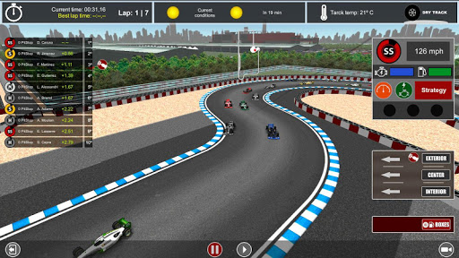 Race Master MANAGER 1.0.14 screenshots 2