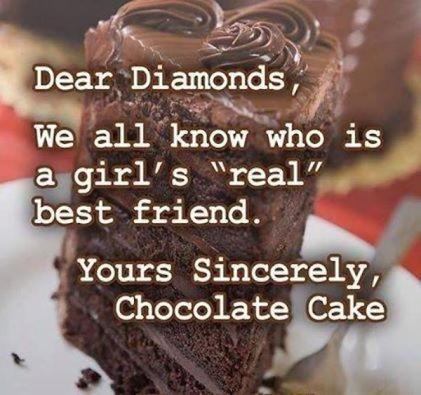 My Chocolate Cake Recipe