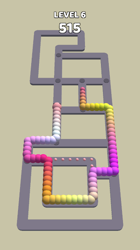 Tap snake go - screenshot
