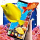 3D Under Water Parallax Fish (app)