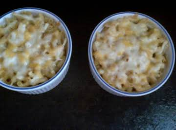 Mommy's Sneaky Mac and Cheese