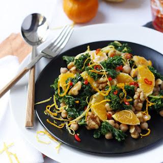 St Clements Curly Kale Salad