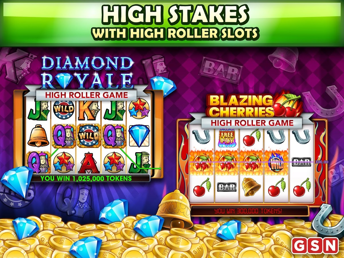 GSN Casino – FREE Slots- screenshot