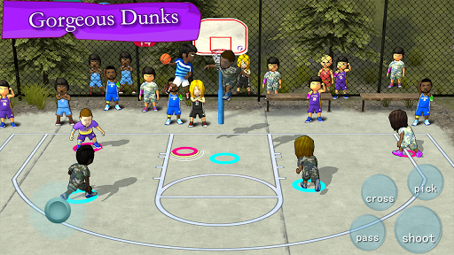 Street Basketball Association 3.1.6 screenshots 13
