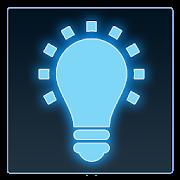 LED Flashlight + Clock App  Icon