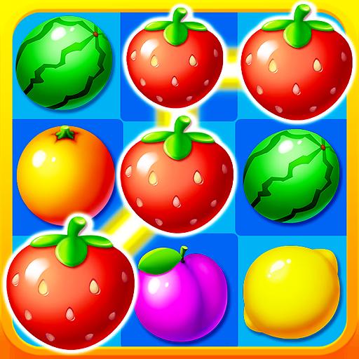 解謎App|Fruit Connect LOGO-3C達人阿輝的APP