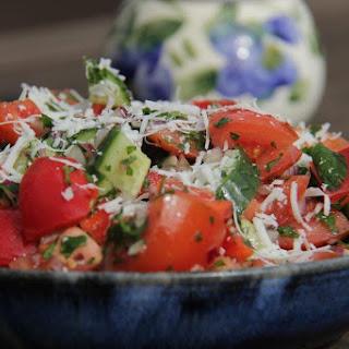 Shopska Salad from Bulgaria