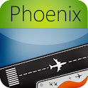 Phoenix Airport + Radar PHX