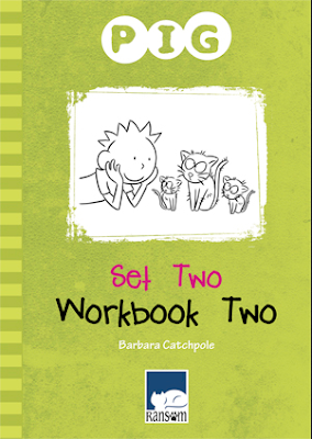 Pig Set Two  Workbook 2