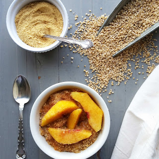 Low Calorie Peach Crisp Recipes