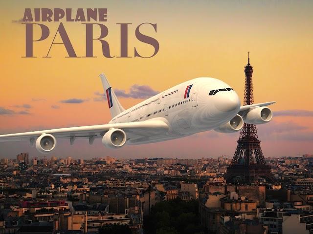 android Airplane Paris Screenshot 5
