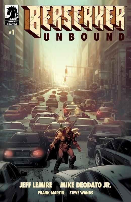 Berserker Unbound (2019) - complete