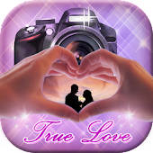 True Love Photo Frames Montage