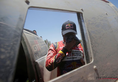 Jean-Marc Fortin l'assure, ce sera son dernier Dakar