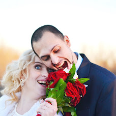 Wedding photographer Valentina Dyachenko (tinako). Photo of 01.01.2016