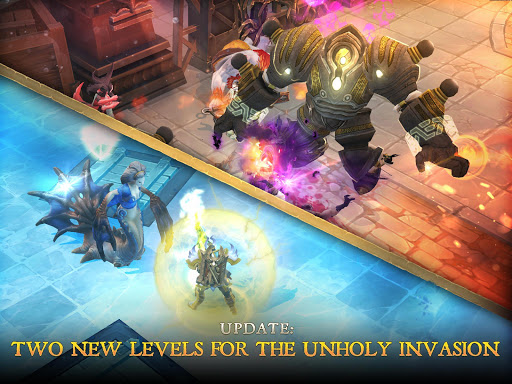 Dungeon Hunter 5 u2013 Action RPG 4.9.0n screenshots 9
