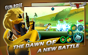 Zombie Avengers:(Dreamsky)Stickman War Z game for Android screenshot