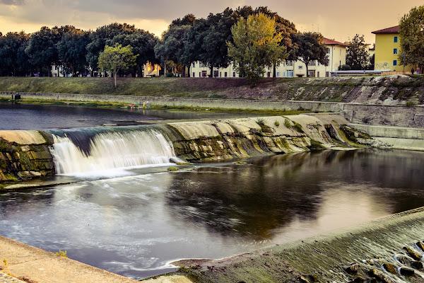 Sulle rive dell'Arno di Cosimo Ignesti