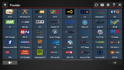 SS IPTV 1.0 screenshots 2