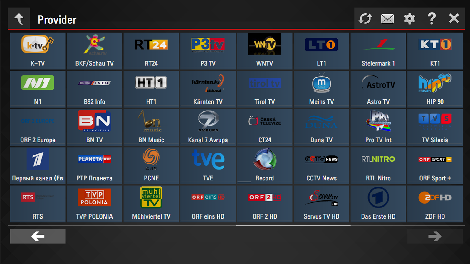 Ss Iptv Android Apps On Google Play