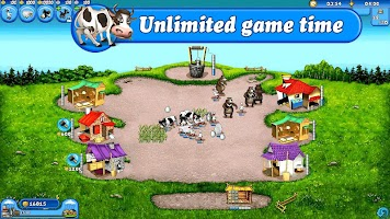 Farm Frenzy Free: Time management game