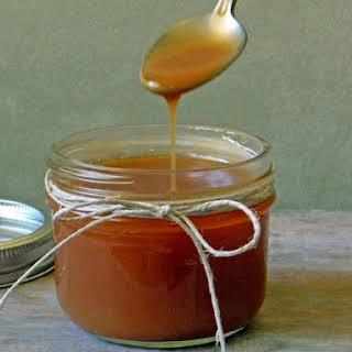 How To Make Homemade Caramel Sauce.