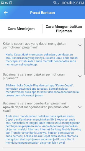 Kasbon Cepat Apk Download Apkpure Ai